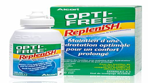 Alcon - Opti-Free Replenish 120ml