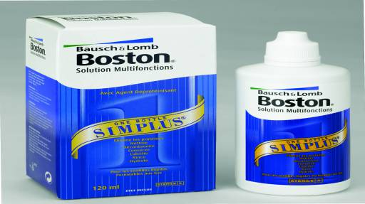 Bausch & Lomb - Boston Simplus 120ml