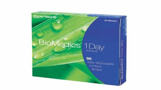 Cooper Vision - Biomedics one day 90