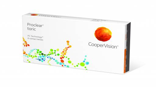 Cooper Vision - Proclear Toric