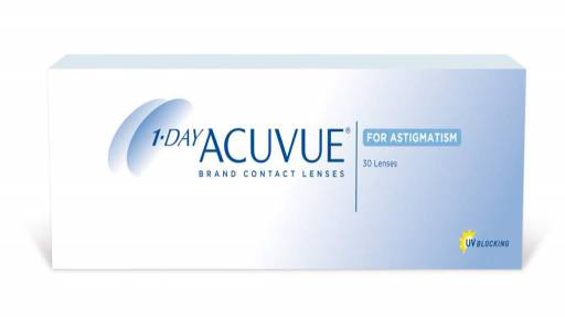 Johnson&Johnson - 1 day acuvue for astigmatism