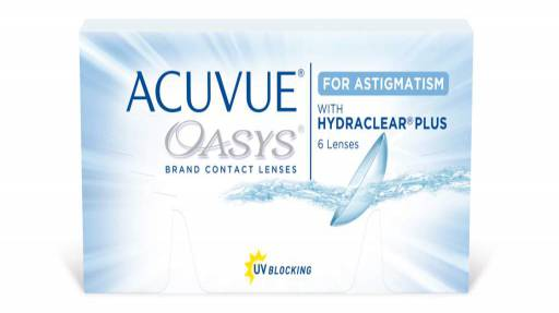 Johnson&Johnson - Acuvue Oasys for Astigmatism