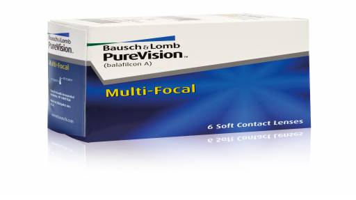 Bausch & Lomb - Purevision multi-focal low