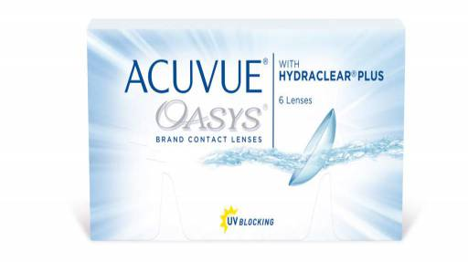 Johnson&Johnson - Acuvue Oasys