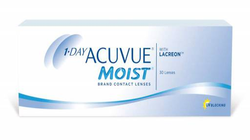 Johnson&Johnson - 1 Day Acuvue Moist 30