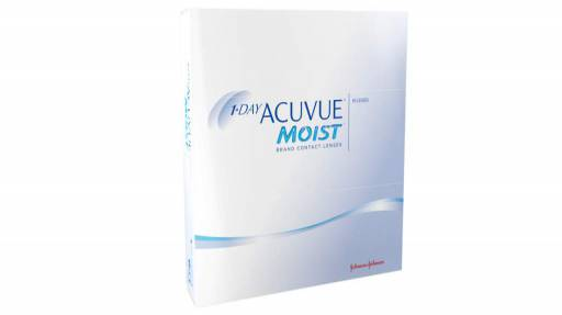 Johnson&Johnson - 1 Day Acuvue Moist 90
