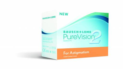 Bausch & Lomb - Purevision 2 HD toric