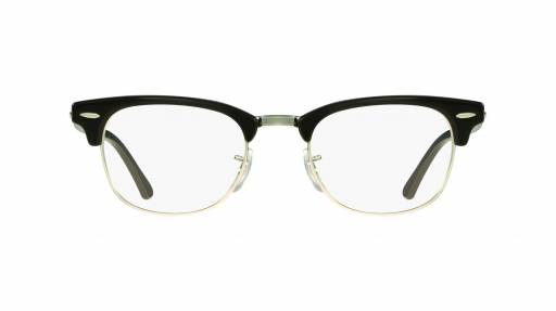 Ray Ban - Clubmaster - RX5154 - Noir