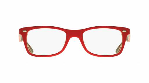 Ray Ban - RX5228 - Rouge