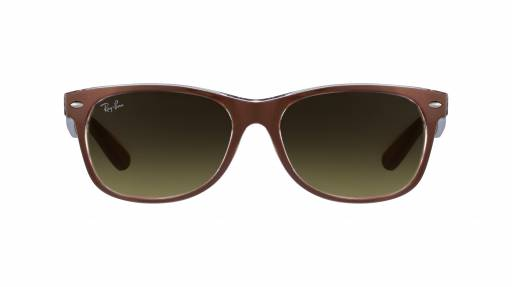 Ray Ban - New Wayfarer - RB2132 - Marron 6145/85