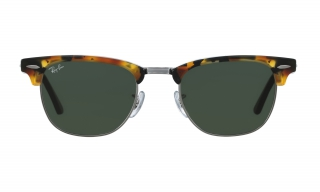 Ray Ban - Clubmaster Fleck - RB3016 - Ecaille 1157