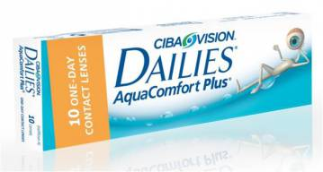 Dailies AquaComfort PLUS 10