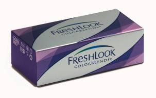 Freshlook Colorblends Bleu brillant