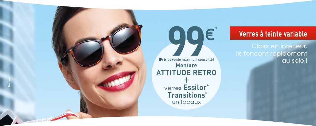 Forfait Transitions 99€